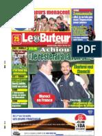 LE BUTEUR PDF du 25/04/2009