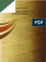 Manual de Apoyo de Algebra Basica