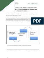 Organización para la Implementación Estructura Organicacruce luri-luri.doc