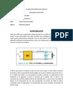 Filtro Inductivo y Filtro Pi
