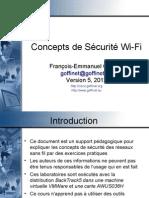 Concepts de Sécurité Wi-Fi