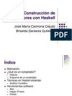 Cons Trucci on Comp Il Adores Haskell