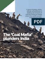 India Coal Mafia - Story of Coal Mafia in Dhanbad (The Coal Capital of India)