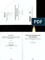 i Sistemi Informativi Dei Romani - Giovanni Brizzi
