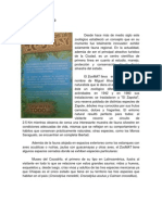 Reporte de Campo Zoo