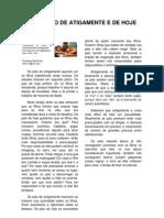 EDUCAÇÃO DE ATIGAMENTE E DE HOJE, Por Aline Rosa Oliveira, Barro Alto-BA