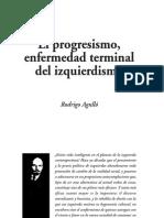 Progresismo Enfermedad Terminal