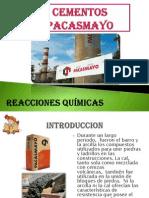 cemento REACCIONES QUÍMICAS.pptx