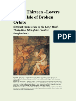 Island 13 - Lovers on the Isle of Broken Orbits (from Muse of the Long  haul)