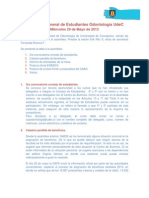 Acta Asamblea Gral. 29-05-2013
