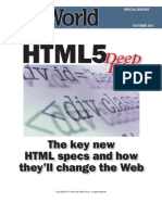 HTML5 Deep Dive