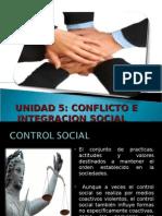 Conflicto e Integracion Social