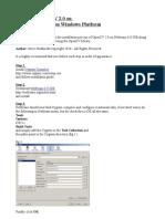 openCV2.0_Netbeans_6.8