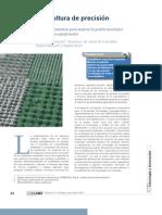 Articulo de Agricultura de precisión