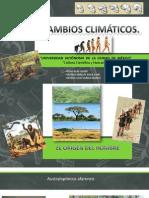 CAPITULO 4 CAMBIOS CLIMÁTICOS