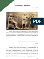 Foucault y la aporía de la representacion