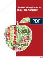 Local Food Hubs by USDA