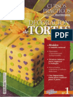 Decoracion de Tortas n 1