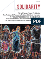 Papua Solidarity Bulletin 1st Edition