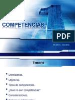 Competencias, definición, objetivos y consideraciones.ppsx
