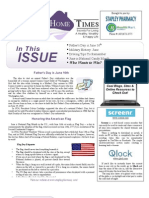 June 2013 Newsletter
