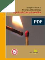 Recopilacion Normativa Seguridad Contra Incendios.