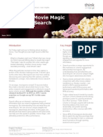 Quantifying Movie Magic with Google Search