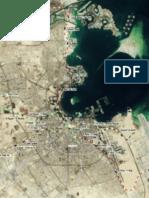 Doha Metro Phase 1 - Overview Map - Underground