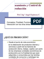 1ra semana.Planeamiento y control de la Producción,finalidad,funciones,interacciónppt (1)