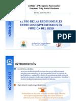Presentación e20biz Villarejo y Peral (2013)
