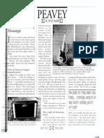 Peavey Guitars [Guitar Stories, Vol 1]