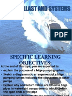 Bilge Ballast and Systems