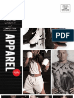 TITLE Boxing/MMA Spring 2009 Catalog - Apparel