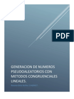 Congruenciales Lineales