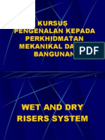Introduction to Wet & Dry Riser System