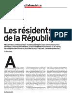 Article d'Anne VIDALIE de L'Express 5 Juin 2013