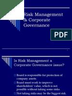 Risk Management & CG