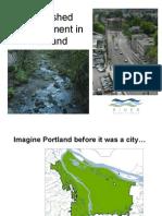 Watershed Management WTAC Presentation
