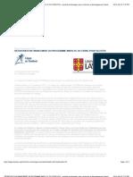 OBTENTION D'UN FINANCEMENT AU PROGRAMME INNOV-UC DU CRSNG POUR OLEOTEK - Oléochimie industrielle en centre de transfert technologies pour recherche et développement chimie