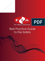 Best Practice Guide to Fire Safety