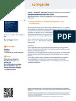 ProductFlyer Sringer Verlag