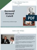 La Psicologia Aplicada de Catell G. Adan. UIB. Mar12