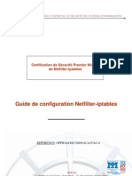 Guide de Configuration Netfilter v1