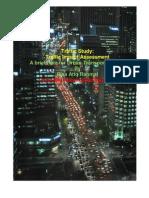 Traffic Impact Assessment