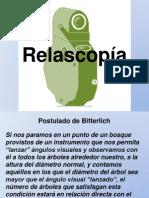 Dasometría y Dendrometría 5 Relascopía.pdf