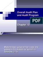 Chapter 13 auditing and assurance services