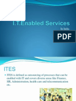 I.T.enabled Services