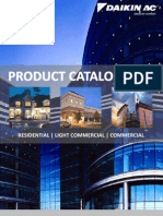 Daikin Product Catalog