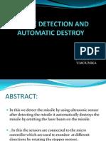 Missile Detection Ppt