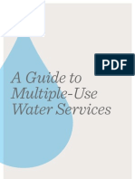 Nepal-Guide to Multiuse (MUS)Water Services